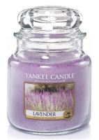 Yankee Candle Levanduľa 411g