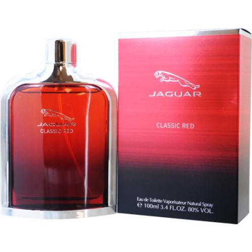 Jaguar Classic Red EDT 100 ml Pre mužov