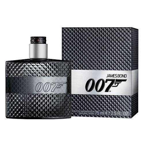 James Bond 007 James Bond 007 EDT 75 ml Pre mužov