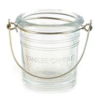 Yankee Candle Svietnik sklenený Číry 145g