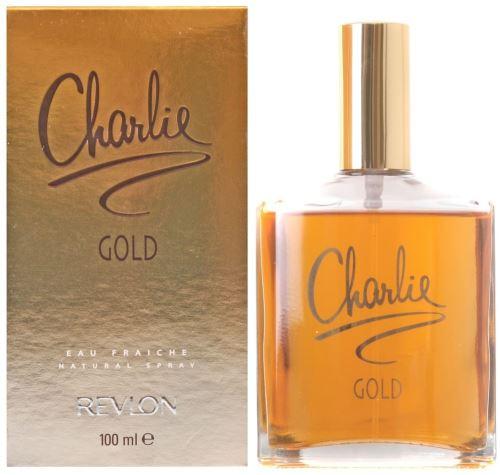 Revlon Charlie Gold Eau Fraiche EDT 100 ml Pre ženy