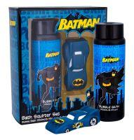 DC Comics Batman K pena do kúpeľa 250 pena do kúpeľa 250 ml + vodné pištole 1 ks