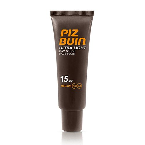PIZ BUIN Ultra Light Dry Touch Face SPF 15 50 ml