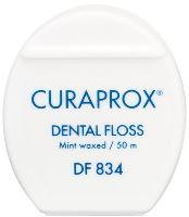 Curaprox Dental Floss Waxed DF 834