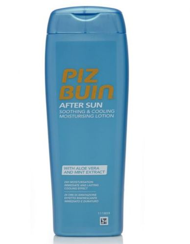 Piz Buin After Sun Soothing Cooling Moisturising Lotion emulzia na opaľovanie 200 ml Pre ženy