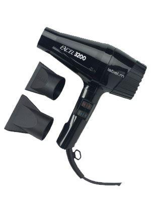 label.m Turbo Dryer 3200/1900 W / Fén turbo 3200/1900 W