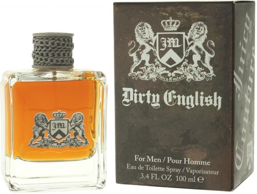 Juicy Couture Dirty English EDT 100ml Pre mužov