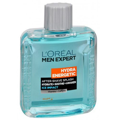 LOREAL Men Expert Hydra Energetic Ice Impact After-Shave Splash 100ml
