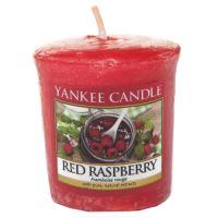 Yankee Candle Votívny sviečka Červená malina 49g