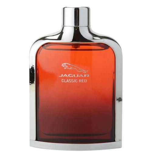 Jaguar Classic Red EDT 100 ml Pre mužov TESTER