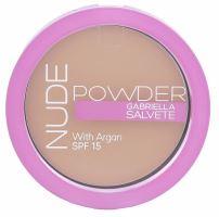 Gabriella salva Nude Powder SPF15 W make-up 8g