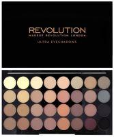 Makeup Revolution London Flawless Matte Palette W očné tiene 16g