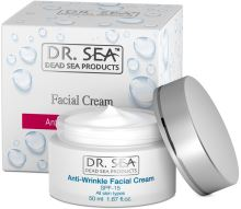 DR. SEA Anti-Wrinkle Facial Cream SPF 15 50ml