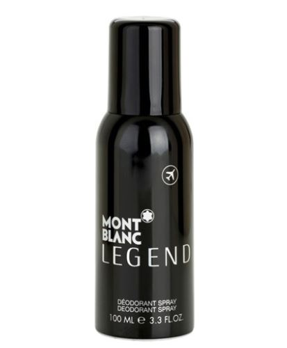 Mont Blanc Legend Deodorant v spreji 100 ml Pre mužov