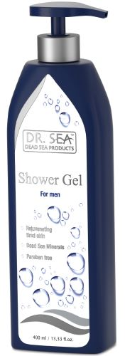 DR. SEA Shower Gel For Men 400ml