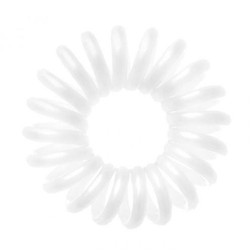 bIFULL Gumička do vlasov 3ks - biela