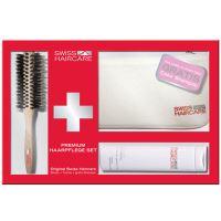 Swiss Haircare Premium Haircare Color Kit Šampón na poškodené, farbené vlasy 1ks W - set II