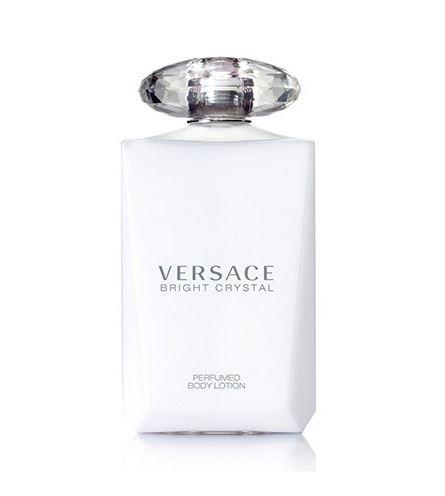 Versace Bright Crystal telové mlieko Pre ženy 200ml