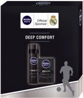 Nivea Men Deep Comfort Set