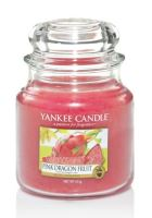 Yankee Candle Ružový dračí plod 411g