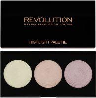 Makeup Revolution London Highlight Powder Palette W make-up 15g