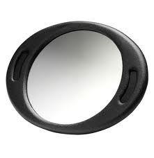 label.m Back Mirror / Zrkadlo s penovým ochranným obalom