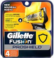 Gillette Fusion Proshield M náhradné brit 4