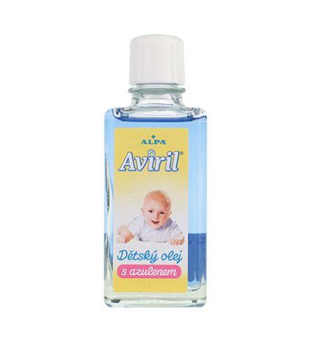 Alpa Aviril detský olej s azulénom 50 ml